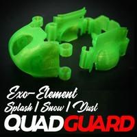 Exo-Element Splash/Snow/Dust Guard