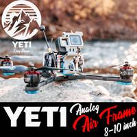 "Yeti 8""-10"" Analog Long Range Frame"