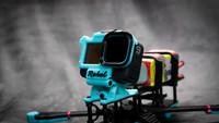 Adjustable GoPro Camera Mount For Rebel Basic Frame