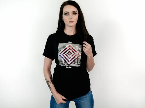 Black Fpv Summer Square (Unisex Cotton)