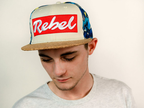 Dive Peaks Edition Cork Brim Rebel Hat