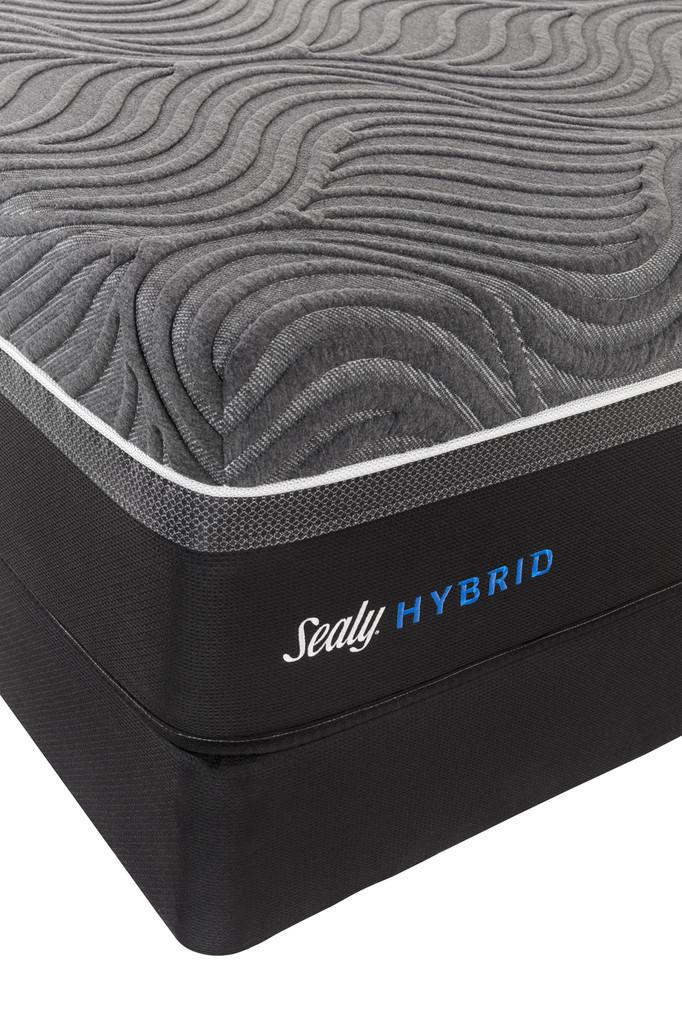 Sealy Posturepedic Hybrid Premium Silver Chill Plush
