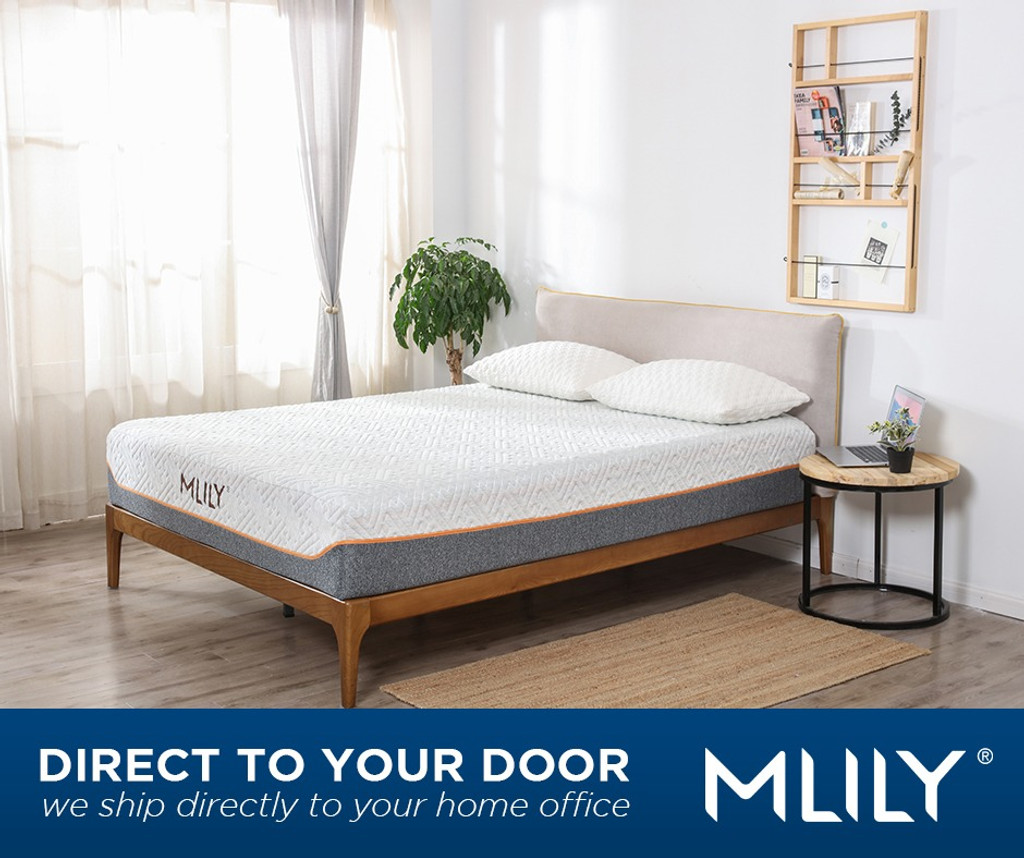 Fusion Supreme Mattress Direct to your door