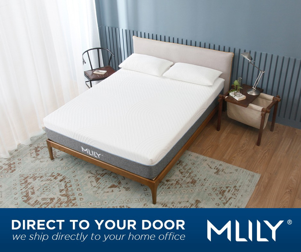 Fusion Luxe mattress to your door
