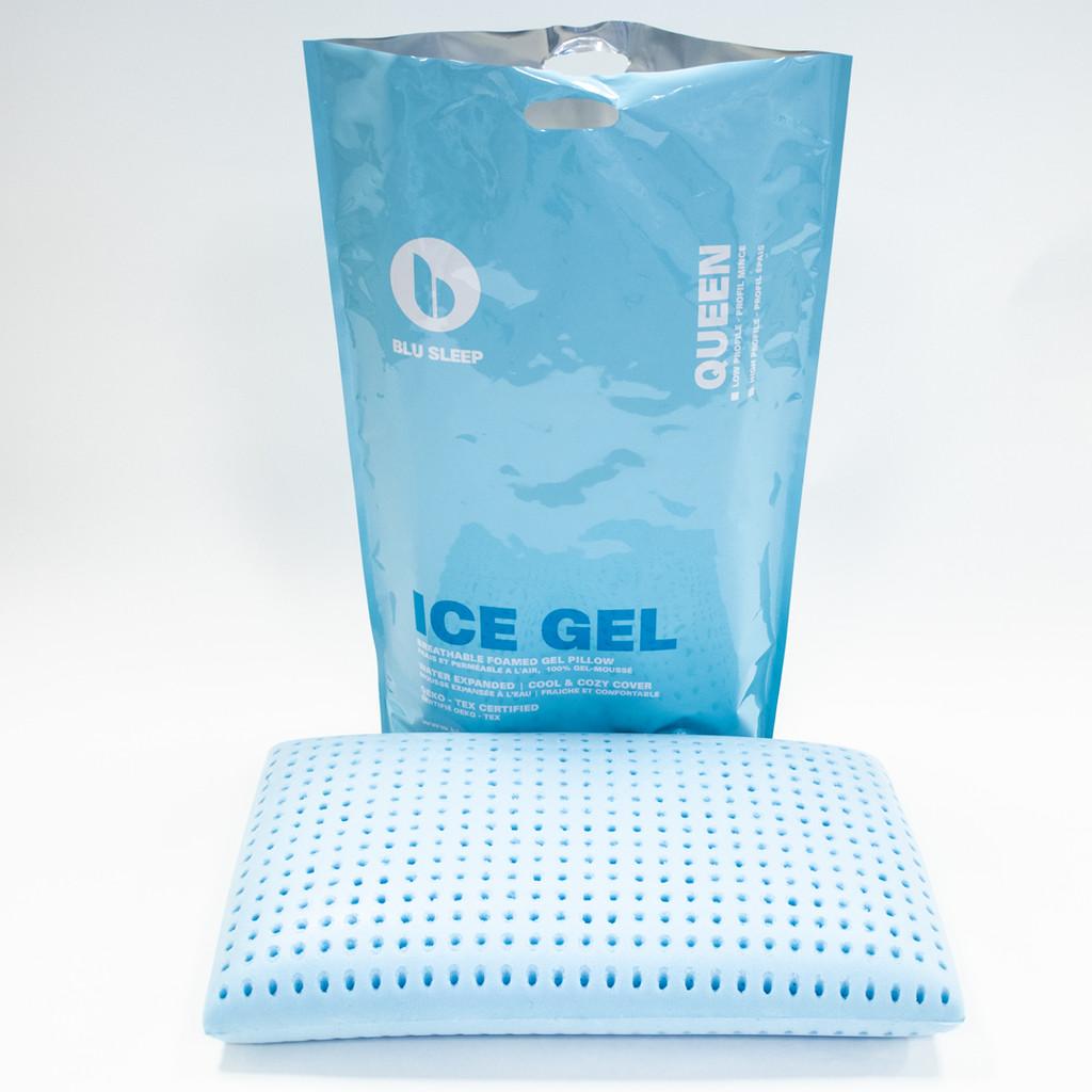 BluSleep Ice Gel Pillow