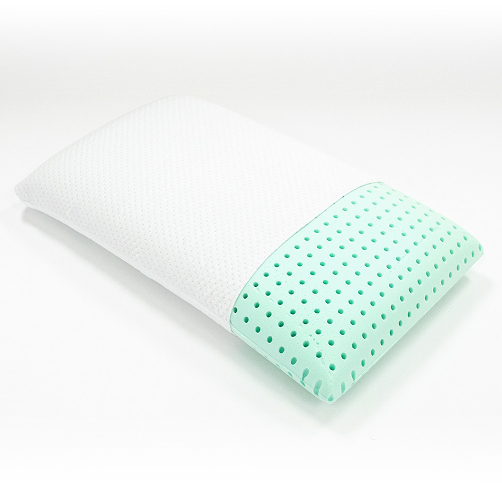 BluSleep Bio Aloe Memory Foam Pillow
