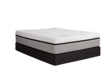 Fairchild Plush Hybrid Mattress Set