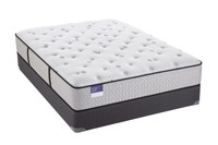 Sealy Geneva Ruby Firm Mattress and BoxSpring