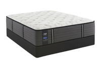 Sealy Posturepedic Premium Exuberant Cushion Firm Mattress and BoxSpring