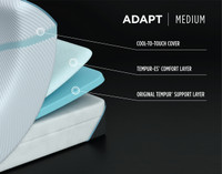 Tempur-Pedic Adapt Medium