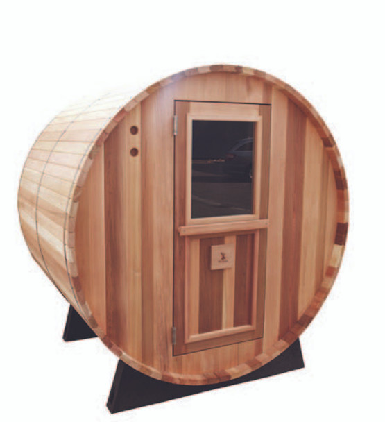 25f7cdff023 Reindeer Barrel 66-4 Sauna (Ceder)