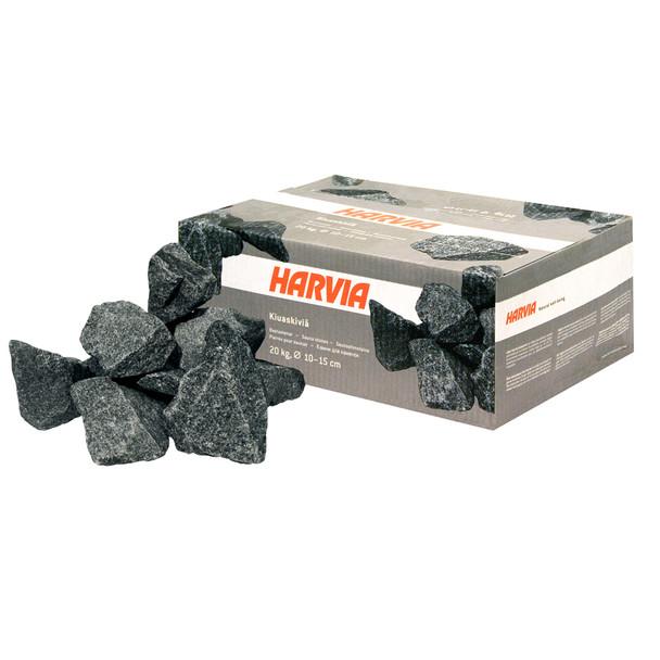 Sauna stenen, 10-15cm,  20kg