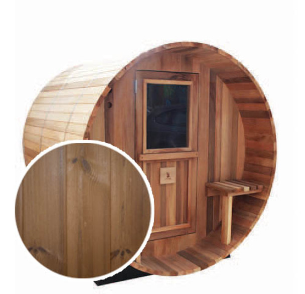 Reindeer Barrel Canopy 66-4 Sauna (Thermo)