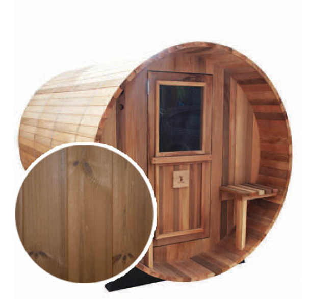Reindeer Barrel Canopy 68-6 Sauna (Thermo)