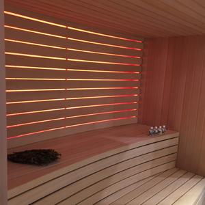 sauna-op-maat-ledstrips