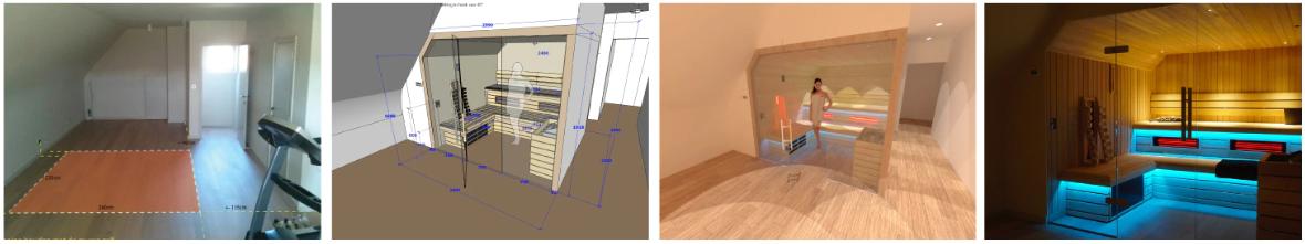 sauna-op-maat-stappen