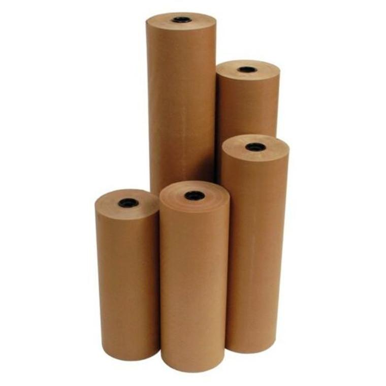 Brown Kraft rolls