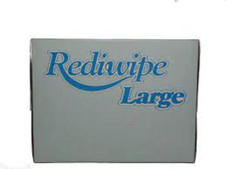 Rediwipe Large White 600x330 (8x35)