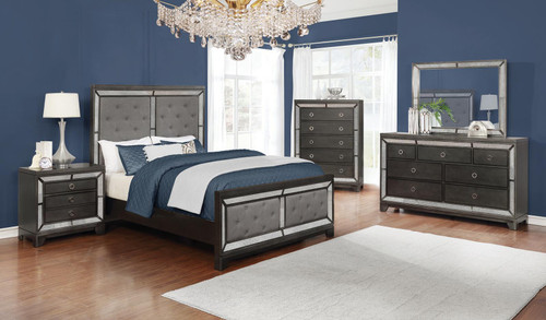 Grey - C King Bed