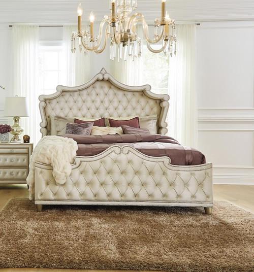 Camel - C King Bed