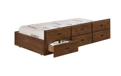 Atkin Bunk Bed - Storage Trundle