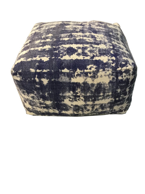 Blue - Accent Stool