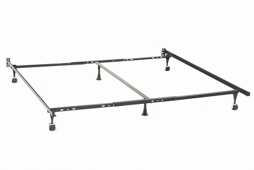 Bed Frames - Queen/eastern King/california King Bed Frame Black