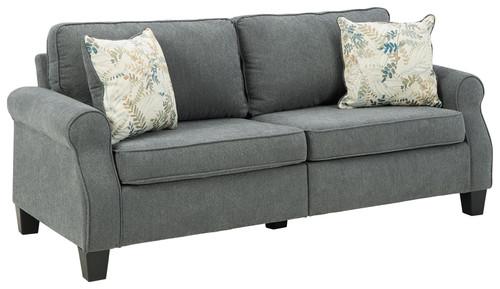 Alessio Charcoal Sofa