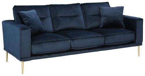 Macleary Navy Sofa