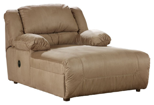 Hogan Mocha Press Back Chaise (Currently Unavailable)