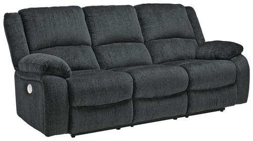 Draycoll Slate Reclining Power Sofa