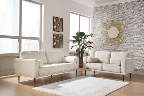 Caladeron Sandstone 2 Pc. Sofa, Loveseat