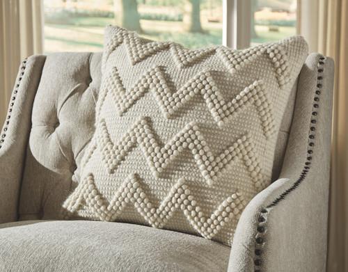 Amie Cream Pillow  (4/CS)