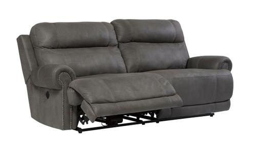 Austere Gray 2 Seat Reclining Sofa