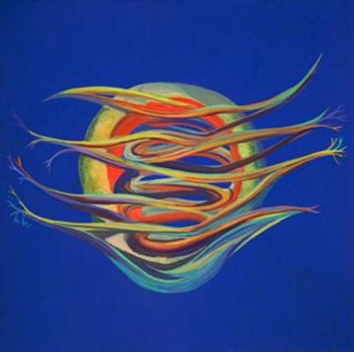 MindForms #11, Cobalt Twinned, 2014