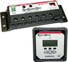 Morningstar SSD-25RM SunSaver Duo 25A Dual Battery Charger with Meter (12V)