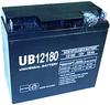 Universal UB12180 12V, 18Ah (20HR) Sealed AGM