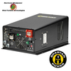 Spartan Power 4400 Watt 24V 120/240VAC Pure Sine Wave Inverter/Charger