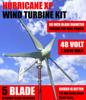 Hurricane XP 48 Volt Wind Turbine Generator Kit 1000 Watt  Max 1500 Watts