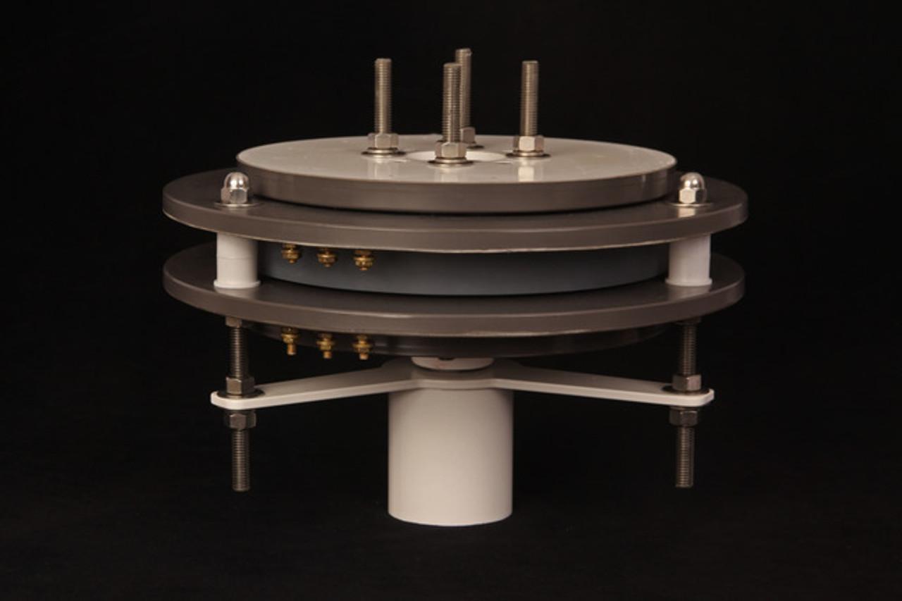 Axial Flux Generator Dual Stator 2.8 KW 48V