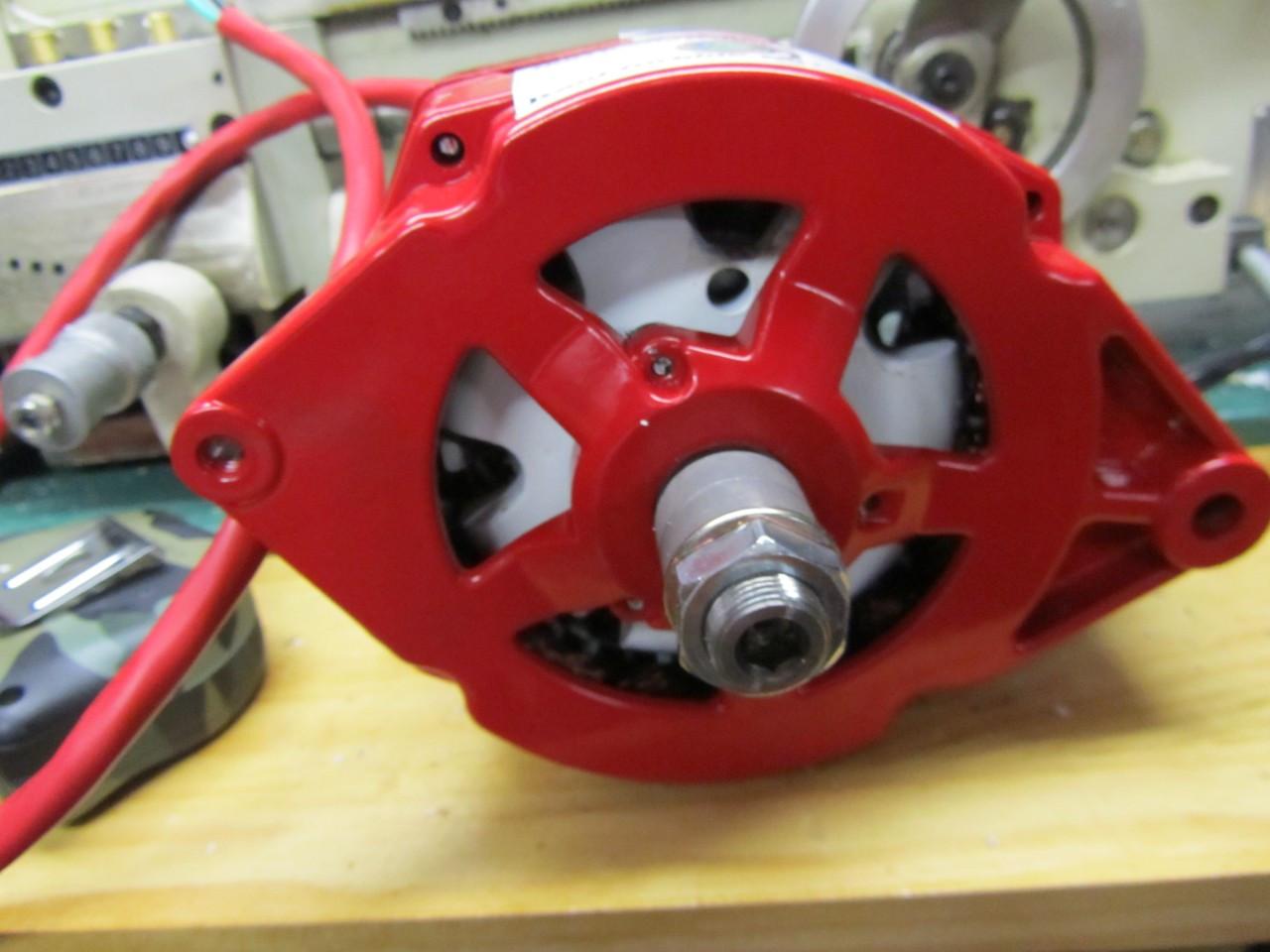 Hurricane Wind Power 12 Volt Permanent Magnet Alternator PMA