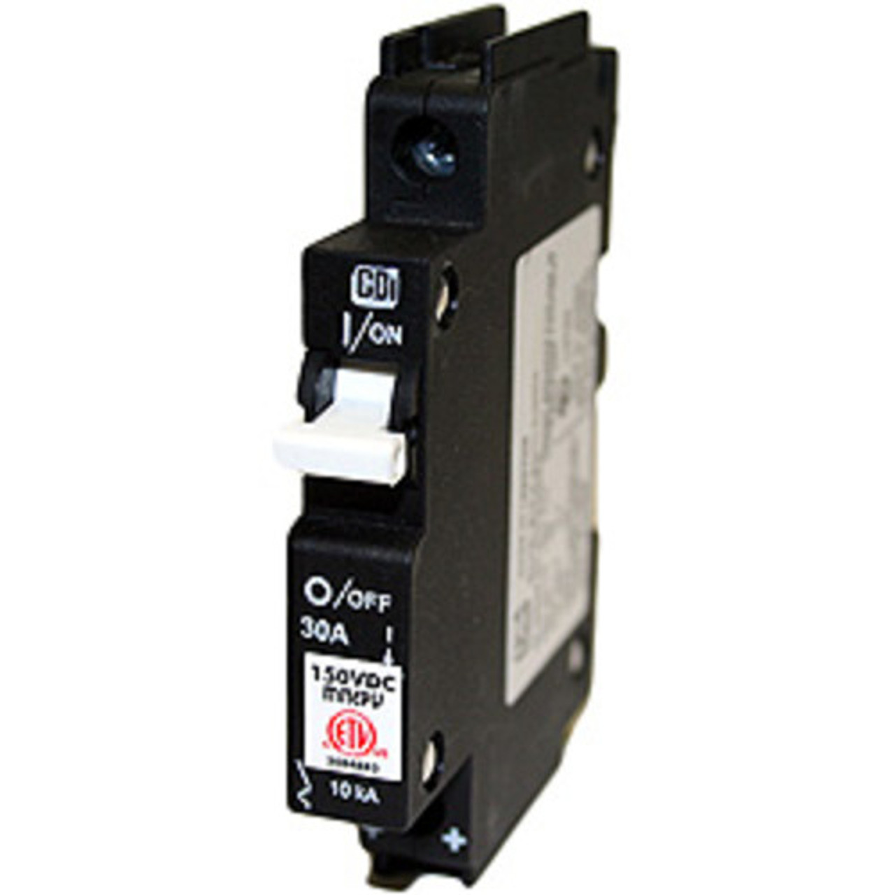 Midnite Solar 30 Amp Din Rail Breaker