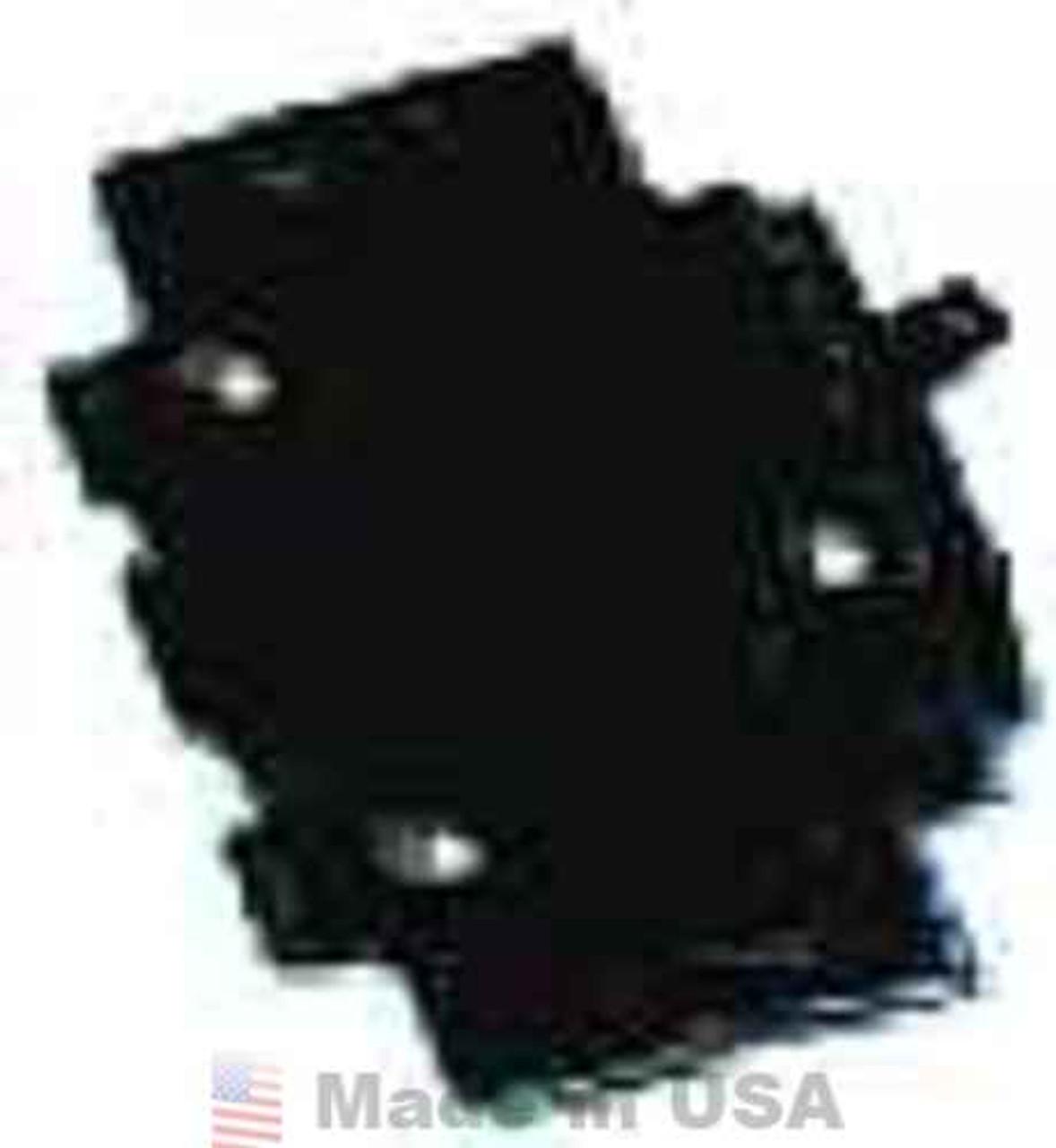 Outback 10A 277V AC 50/60Hz Single Pole Breaker, 0.5in
