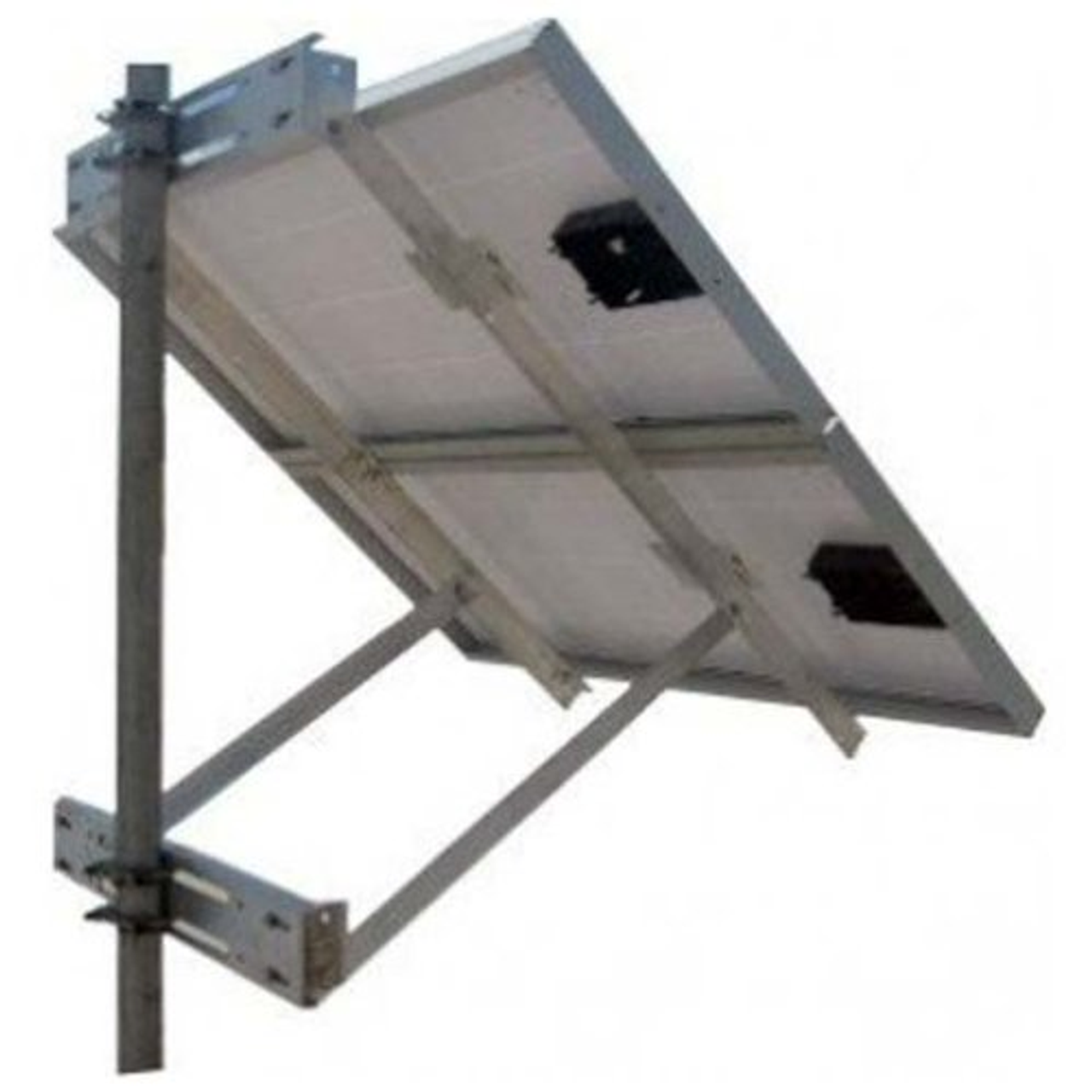 "SunWize Adjustable Side-of-Pole Mount, 60"" Support"