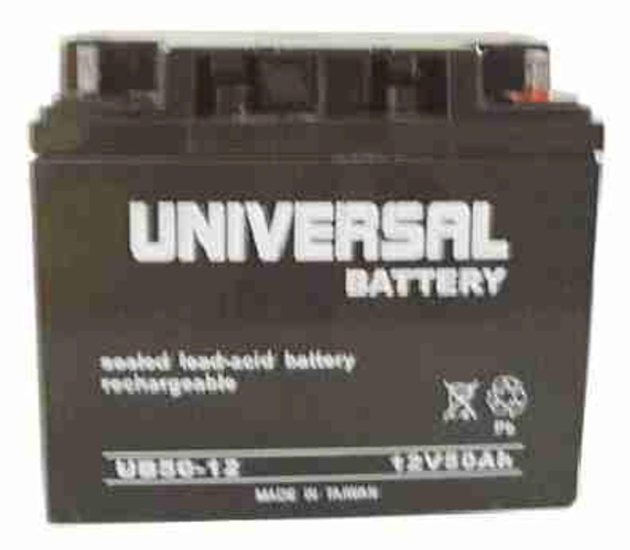 Universal Battery UB12500 12V, 50Ah (20HR) Sealed AGM