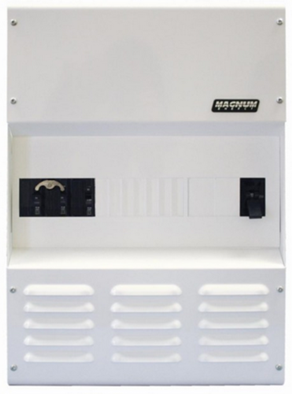 Magnum Panel Single Enclosure High Power w/175A DC Breaker (fits 48VDC)