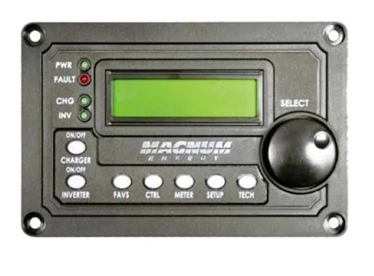 Magnum ME-ARC50 Advanced Remote Control, Digital LCD Display w/ 50' Cable