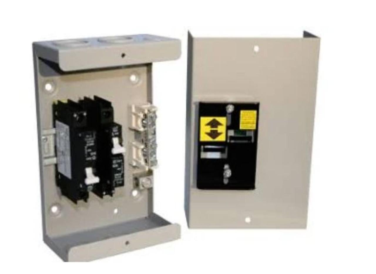 Midnite Solar MNTRANSFER-30A Manual Transfer Switch, 30 amp