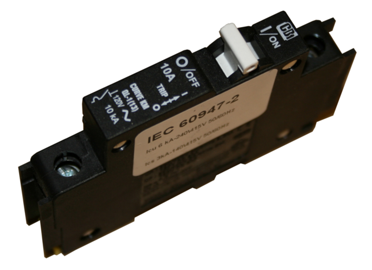 Midnite Solar MNEAC60 60amp AC Din Rail Mount Breaker