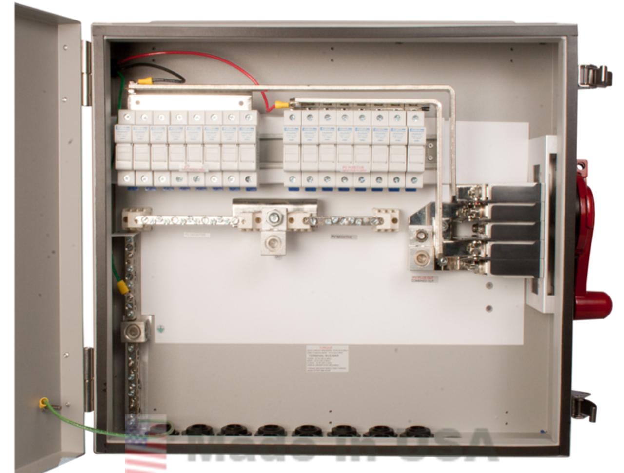 Midnite Solar MNPV16HV 4X Disconnect/Combiner Box